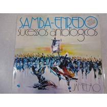 Lp Jamelão Samba Enredo Sucessos Antológicos