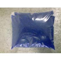 Silica Gel Azul - Pacote De 1kg - Grânulos De 4 A 8 Mm