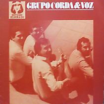 Lp Vinil Grupo Corda E Voz - Estúdio Eldorado