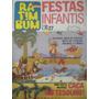 Ra Tim Bum - Festas Infantis N 27 - Com Moldes
