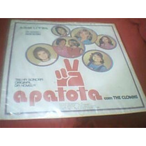 Lp Vinil-novela A Patota - The Clowns- Rede Glodo 1972