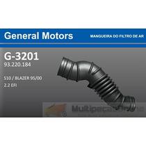 G3201 Mangueira Filtro Ar Gm S10 / Blazer 2.2 Efi Gas. 95/00