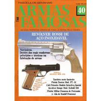 Coleção/fascículos Armas Famosas Nº40