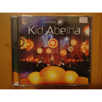 Cd Kid Abelha - Cd Acústico Mtv - 2002