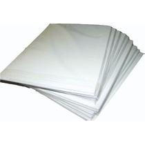 Papel Transfer Sublimatico, A4 Fundo Azul, Pacote 500 Folhas