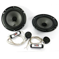 Kit 2 Vias Nar Audio 600-cs-1 (6 Pols. / 100w Rms)