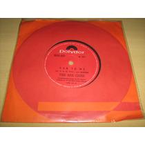 Disco De Vinil Compacto : The Bee Gees - Run To Me