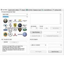 Software - 107 Módulos - Para Zed Bull