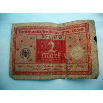 Nota 2 Marcos Alemães - 1920