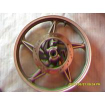 Roda Dianteira Da Suzuki Yes 125 Sem Disco