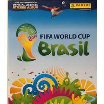 Álbum Copa Do Mundo 2014 Fifa