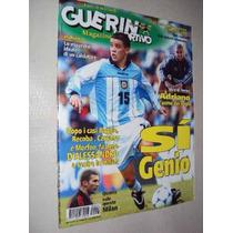 Revista Futebol Guerin Magazine 2002 04 Jogos Seleções 2001