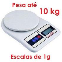 Balança Digital Eletronica De 1g Até 10kg Precisão Garantia