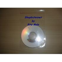 Saquinho Aba Adesiva 13,8x15x5 Cd Dvd Box Slim Camelôs 50un