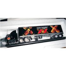 Matchbox Ford Aeromax (carreta) Dos Equis Xx (nova, Rara)
