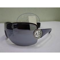 Oculos De Sol Armani Exchange Ax246/s - Lançamento Com Caixa