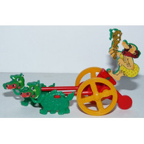Kinder Ovo - Carroça Com Dragão (k 95 - Nº 59) (je 79)