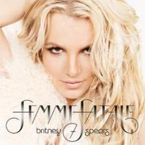 Cd Britney Spears - Femme Fatale Importado Deluxe Edition