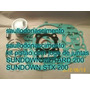 Pistão Moto Sundown Motard 200 E Ou Stx 200 + Jogo Juntas