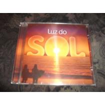 Cd - Luz Do Sol Nacional Novela Record 2007 Lacrado