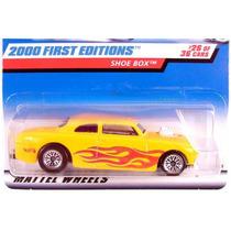 Hot Wheels Shoe Box - 86 De 2000 (lacrado, Raro) Variação