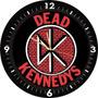Dead Kennedys - Relógio De Parede