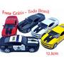 Carrinhos Camaro Lote C/ 5 Cores - Ferro E Fricção + Frete