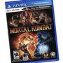 Mortal Kombat Psvita Ps Vita + Frete Grátis + Pronta Entrega