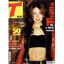 Revista Transamérica Especial C/ Thalia I Want You 2003