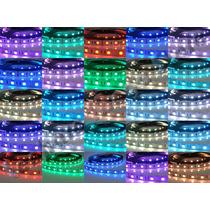 Fita Led 5050 - Rgb - Ultra Led - Cores Vibrantes - Ip65