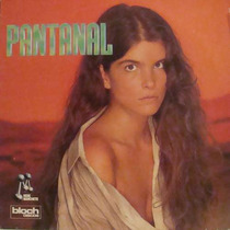 Pantanal Lp Trilha Sonora Da Novela 1990