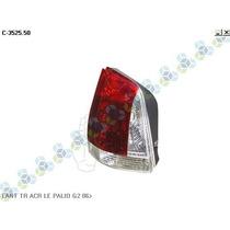 Lanterna Traseira Acrilica Palio G2 06/...