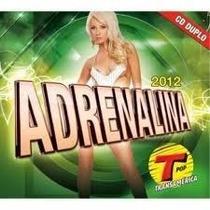 Adrenalina 2012 Radio Transamerica Cd Duplo