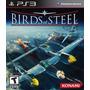 Jogo Avião Birds Of Steel Da Konami Para Playstation Ps3