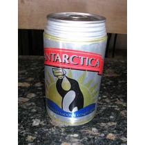 Lata Cerveja Antarctica 1994- Antiga -cheia