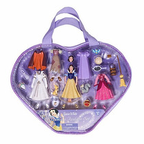 Branca De Neve Kit Playset Disney Original
