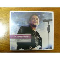 Alejandro Sanz - Cd+dvd Canciones Para Un Paraiso (lacrado)
