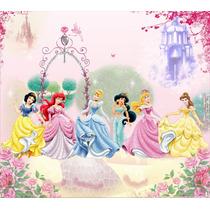 Adesivo Princesas Disney Lindas Imagens