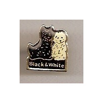 Pin - Bebida Whisky Black & White B