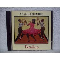 Cd Sérgio Mendes- Brasileiro- Cd Importado (alemanha)