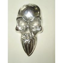 Caveira Skull Moto Triciclo Acessorio