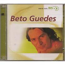 Beto Guedes - Bis - Cd Duplo - Cd Novo E Lacrado! O + Barato