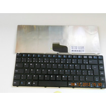 Teclado Notebook Semp Toshiba Is-1442 V111330ak2br Br Com Ç
