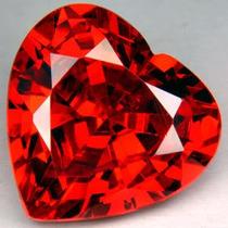 Espetacular Diamante Vermelho De Laboratório 8,15 Cts.