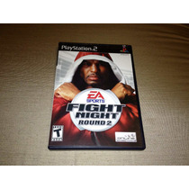 Fight Night Round 2 (sony Playstation 2, 2005) Para Colecao