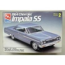 Amt/ertl . Chevrolet Impala Ss 1964. Raridade.