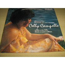 Disco De Vinil Compacto Duplo: Celly Campello- Estamos A Fim