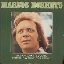 Marcos Roberto Compacto De Vinil Apaixonado - 1979
