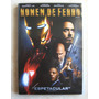 Dvd Homem De Ferro Robert Downey Jr. Original