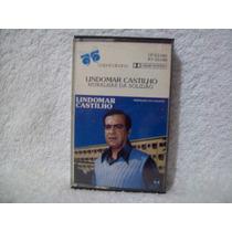 Fita Cassete Original Lindomar Castilho- Muralhas Da Solidão